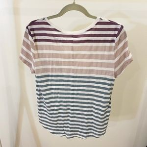 Vintage Style Classic Striped T-Shirt